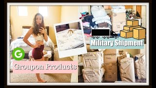 What I bought from Groupon | Packing for Japan
