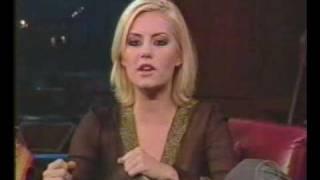Elisha Cuthbert - [Nov-2002] - Interview (part 1)