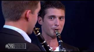 Zygel Académie - Quatuor Anches Hantées - France 2 - Août 2017