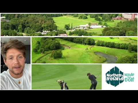 One Direction S Niall Horan And Rugby Legend Rory Best Feature In Video Showcasing Northern Ireland Golf Belfast Live