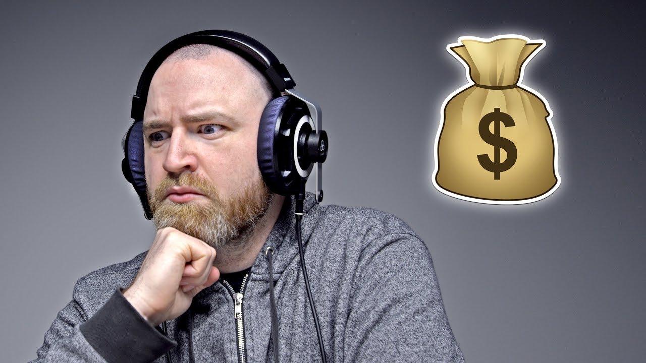 These $3799 Headphones Broke My Brain... thumbnail