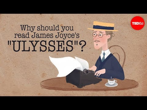 Why should you read James Joyce's Ulysses? - Sam Slote