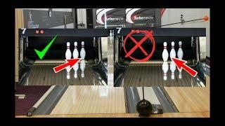 Bowling spares made easy