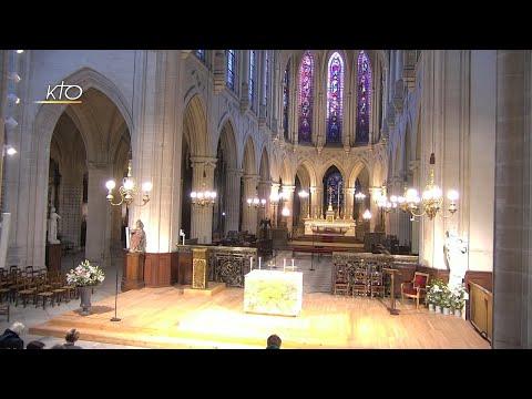 Messe du 11 octobre 2019