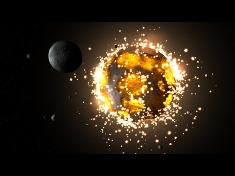 Universe Sandbox 2 Симулятор столкновений космических объектов