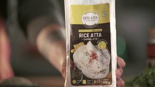 Rice Atta Bhakri Recipe