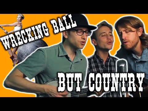 Wrecking Ball – The Country Version