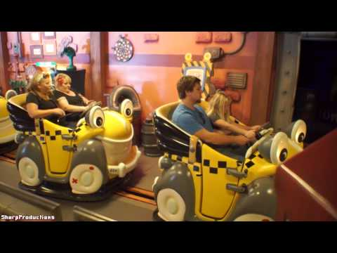 Roger Rabbit's Car Toon Spin