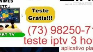 como instalar iptv na tv smart aplicativo SMART STB