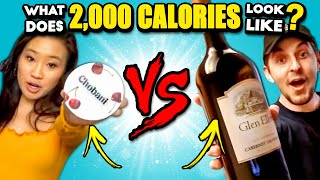 What Does 2000 Calories Look Like In Lockdown? | Competition Cupboard Ep. #1