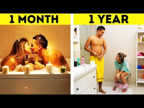26 RELATIONSHIP FACTS EVERY COUPLE CAN RELATE TO