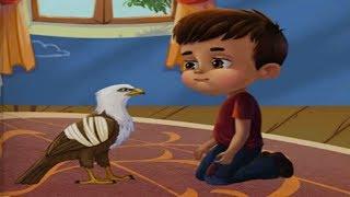"""""""Симби и орел""""   Веселые сказки для детей. Сказки народов мира. Рассказы с красочными картинками HD"""