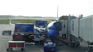 Southwest Airlines Full Flight BWI-MCO: DISNEY WORLD HERE WE COME!!!