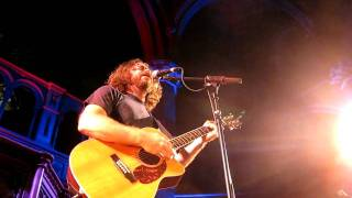 Jonathan Coulton, Union Chapel, London -- Betty and Me