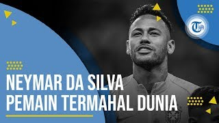 Profil Neymar Jr - Pesepakbola Profesional Dunia