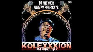 DJ Premier & Bumpy Knuckles - D'Lah (Instrumental)