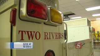 Two Rivers Volunteer Fire Department To Shut Down