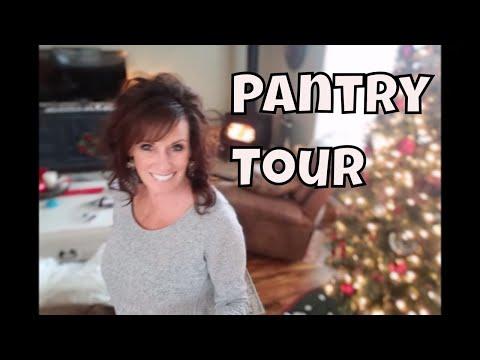 Sneek Peek Pre Pantry Makeover Tour With Linda's Pantry