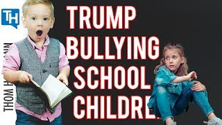 Trickle Down Hatred: How Right Wing Prejudice Increased Bullying (2019)