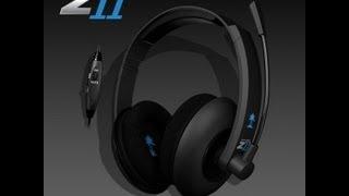 Turtle Beach Earforce Z11 Headset Mic Test