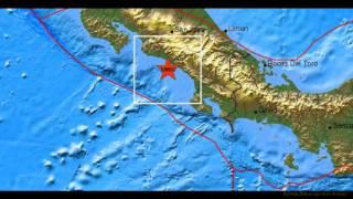 M 6.1 EARTHQUAKE - COSTA RICA 2/13/12