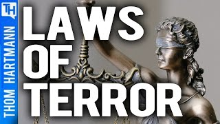 America Doesn't Need A Terrorism Law?