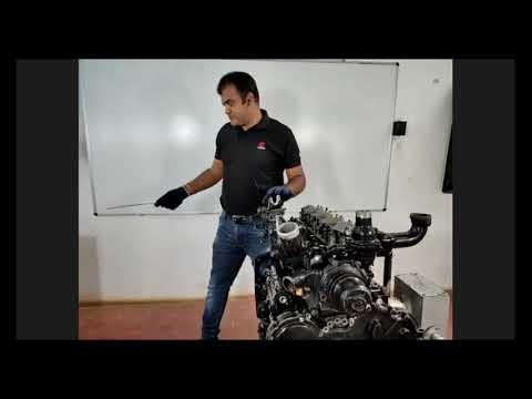 Engine Valve Clearance Setting