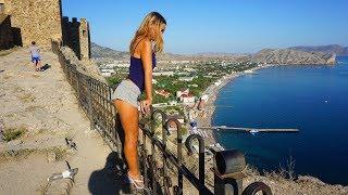 Крым. Что посмотреть в Судаке? Генуэзская крепость в Судаке