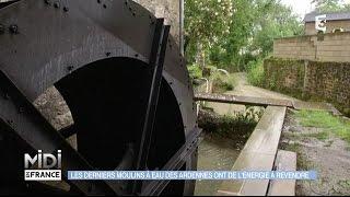 Journées du patrimoine de pays et des moulins ce 16 et 17 juin 2018