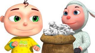 Baa Baa Black Sheep With Zool Babies| Nursery Rhymes Collection | Videogyan 3D Rhymes | For Kids