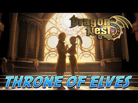 dragon nest movie 2 throne of elves soundtrack