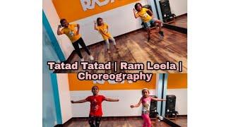 Tatad Tatad | Ram Leela | Choreography | RADA | 2019