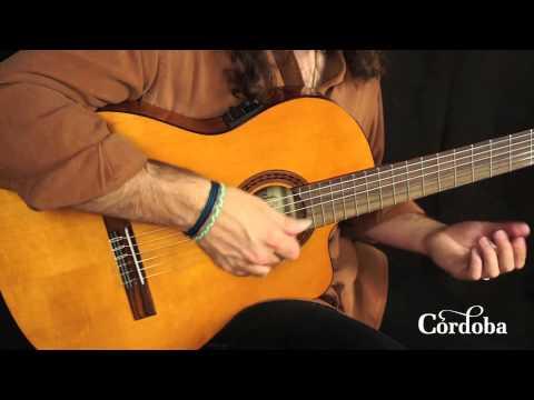 Cordoba C5 CET Thinline Classical Guitar
