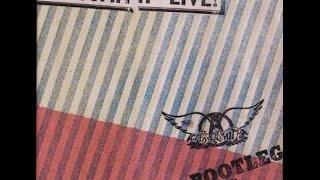 Aerosmith [1978] - Live! Bootleg (Full Album)