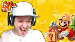 Super Mario Maker - GIFT UND GALLE