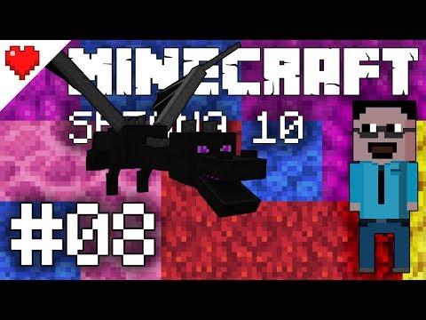 S10E08: Drakobijec [Minecraft SPLP]