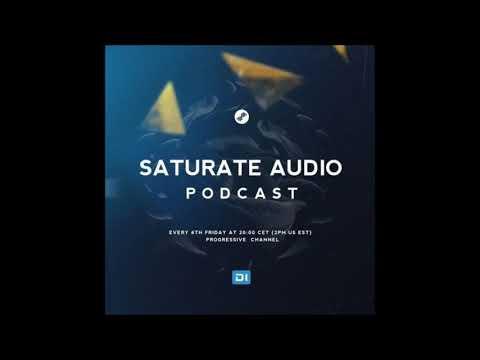 Serge Landar Saturate Audio Podcast 039 28 06 2019