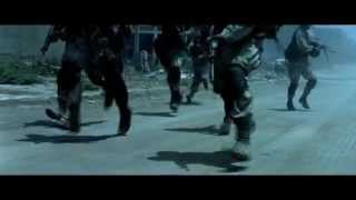 12 Stones -- We are one (Black Hawk Down Music Video)