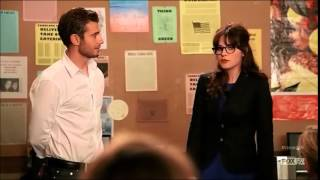 Ryan x Jess 'Shut it down' moment (New Girl S4E05)