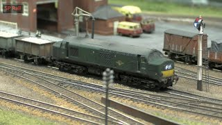 Spalding Model Railway Exhibition 2018