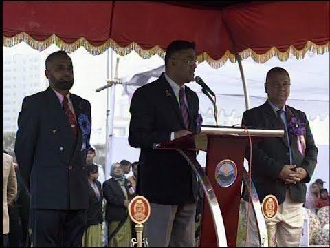 নির্ঝর ক্যান্টনমেন্ট পাবলিক স্কুলের বার্ষিক ক্রিড়া প্রতিযোগীতা অনুষ্ঠিত | ETV News
