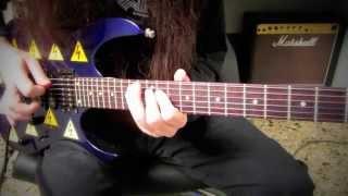 Guitar videos - DANIELE LIVERANI - Peacefully