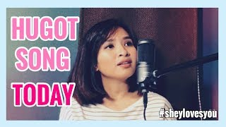 Umiiyak Ang Puso-Angeline Quinto |Sana Bukas Pa Ang Kahapon OST|Shey Cover