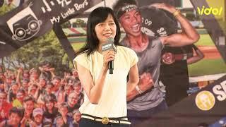 台灣動畫《小兒子》跨界擔任斯巴達訓練營運動大使