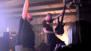 TYRADE - SCAPEGOAT (live @ the Xhall with Taproot)