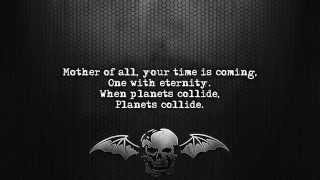 Avenged Sevenfold - Planets [Lyrics on screen] [Full HD]