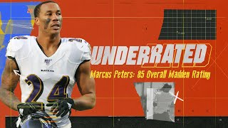 Marcus Peters Tries to Become the Best Catching DB in Madden 21 | Underrated S1E2