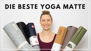 Beste Yoga Matte | Yogamatte Test Jade, Manduka, Lululemon, hejhej ... | rutschfest & nachhaltig