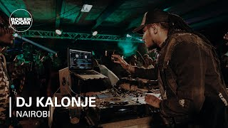 DJ Kalonje | Boiler Room x Ballantine's True Music Nairobi