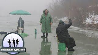 Ловля подуста со льда